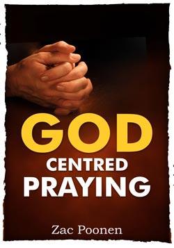 God Centred Praying | cfcindia, Bangalore