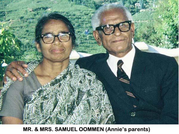 Annie Parents